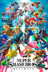 Super Smash Bros Ultimate скачать торрент