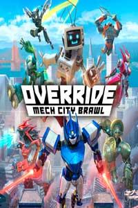 Override Mech City Brawl скачать торрент