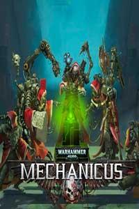 Warhammer 40000 Mechanicus скачать торрент
