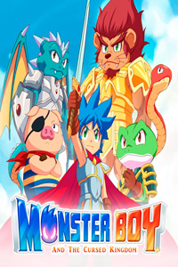 Monster Boy and the Cursed Kingdom скачать торрент