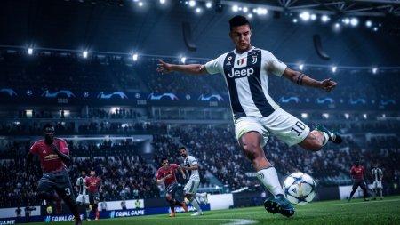 FIFA 19 скачать торрент c таблеткой