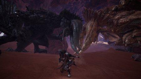Monster Hunter World скачать торрент Механики