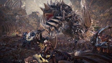 Monster Hunter World скачать торрент Xatab