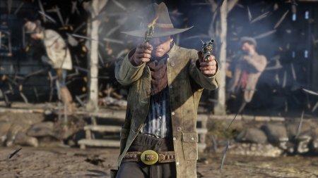 Red Dead Redemption 2 online скачать торрент