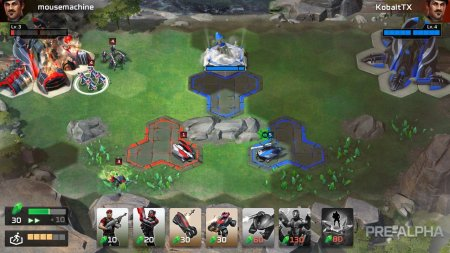 Command and Conquer: Rivals скачать торрент