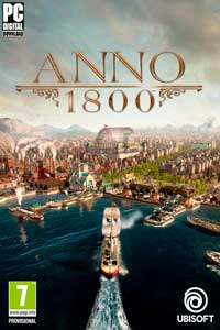 Anno 1800 скачать торрент