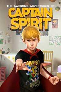 The Awesome Adventures of Captain Spirit скачать торрент