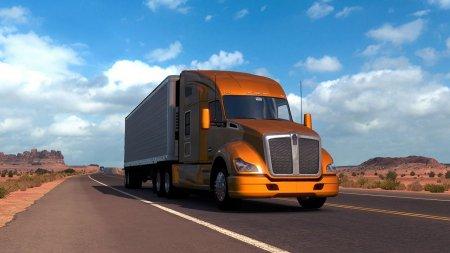 American Truck Simulator скачать торрент