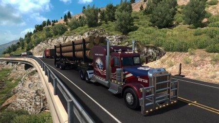 American Truck Simulator 2018 скачать торрент