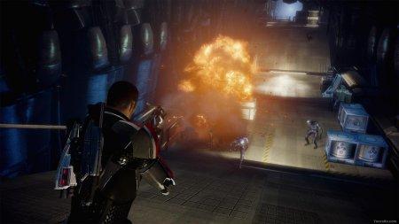 Mass Effect 2 скачать торрент