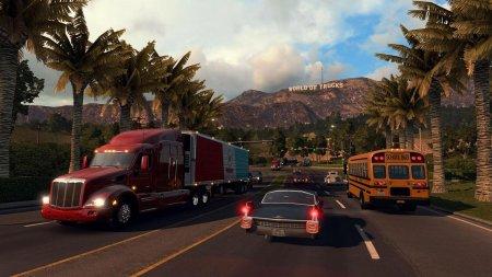 American Truck Simulator Механики скачать торрент