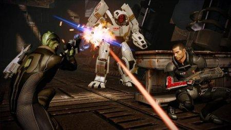 Mass Effect 2 Механики скачать торрент