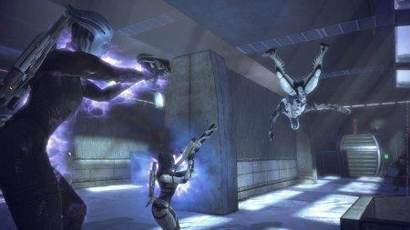 Mass Effect Трилогия скачать торрент