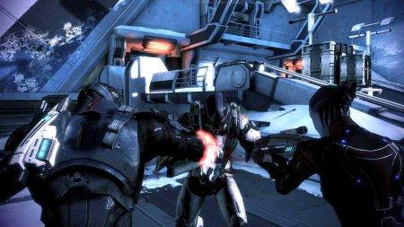 Mass Effect 3 скачать торрент Механики