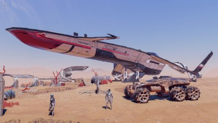 Mass Effect 4 скачать торрент