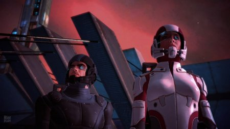 Mass Effect скачать торрент со всеми dlc