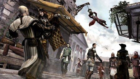 Assassins Creed Brotherhood скачать торрент Механики
