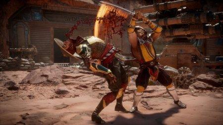 Mortal Kombat 11 скачать торрент