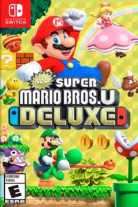 New Super Mario Bros. U Deluxe скачать торрент