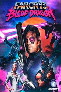 Скачать Far Cry 3 Blood Dragon торрент