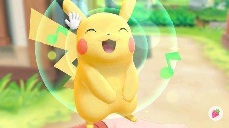 Pokemon: Let's Go, Pikachu! and Let's Go, Eevee! скачать торрент