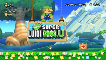 New Super Mario Bros. U Deluxe скачать торрент