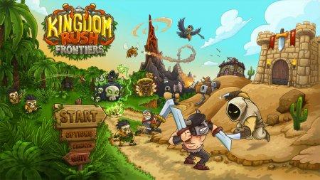 Kingdom Rush Frontiers скачать торрент