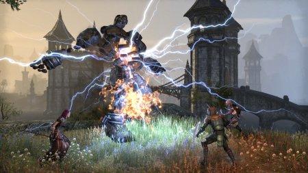 The Elder Scrolls Online скачать торрент с русификатором