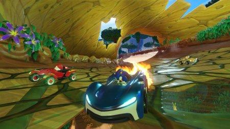 Team Sonic Racing скачать торрент