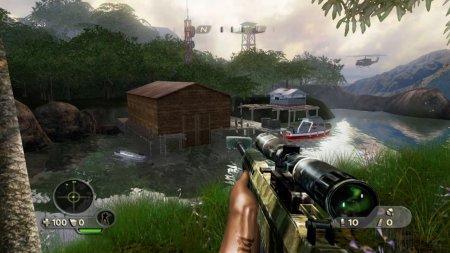 Far Cry Instincts скачать торрент на ПК