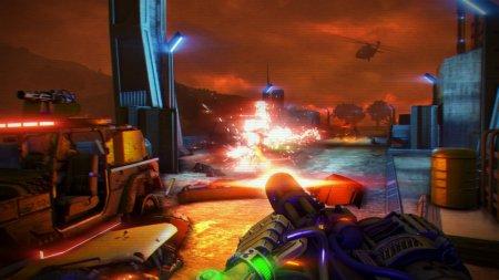 Скачать Far Cry 3 Blood Dragon торрент