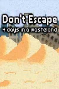 Don't Escape 4 Days in a Wasteland скачать торрент