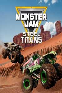 Monster Jam Steel Titans скачать торрент