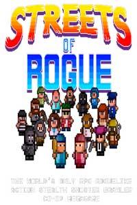 Streets of Rogue скачать торрент