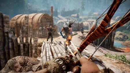 Far Cry Primal скачать торрент Механики