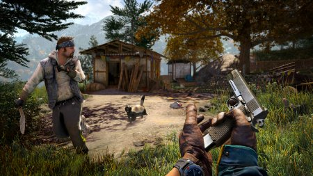 Far Cry 4 скачать торрент xatab