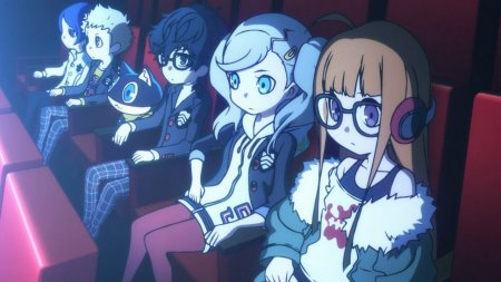 Persona Q2: New Cinema Labyrinth скачать торрент