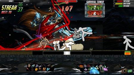 One Finger Death Punch 2 скачать торрент