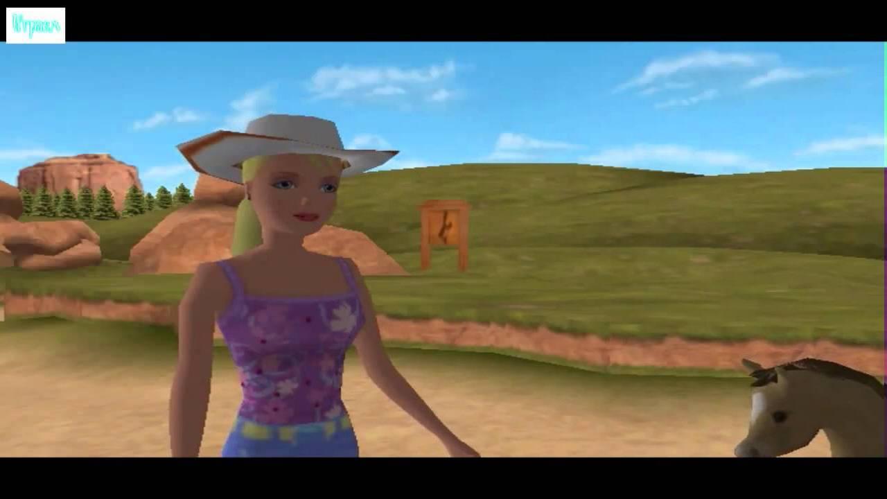 скачать барби приключения на ранчо через торрент