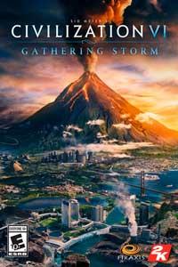 Civilization 6 Gathering Storm скачать торрент