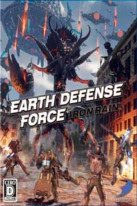 Earth Defense Force: Iron Rain скачать торрент