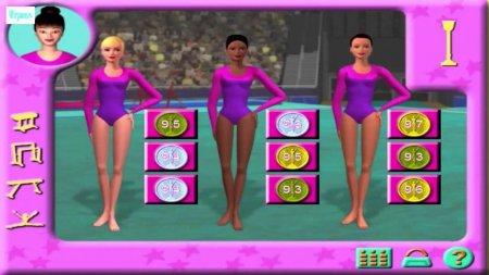 Барби Спортивная гимнастика скачать торрент