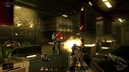 Deus Ex Human Revolution скачать торрент