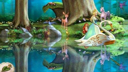 Барби Лебединое озеро скачать торрент