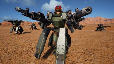 Earth Defense Force: Iron Rain скачать торрент