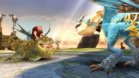 Скачать Как приручить дракона через торрент
