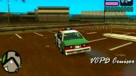 GTA Vice City Stories PSP скачать торрент