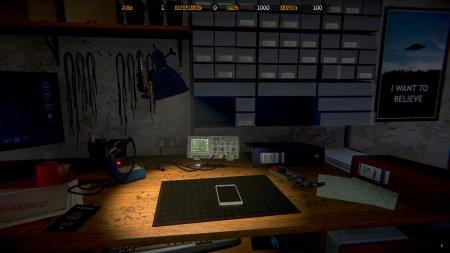ElectriX Electro Mechanic Simulator скачать торрент