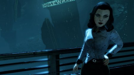 BioShock Infinite Burial at Sea скачать торрент