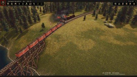 Railroad Corporation скачать торрент